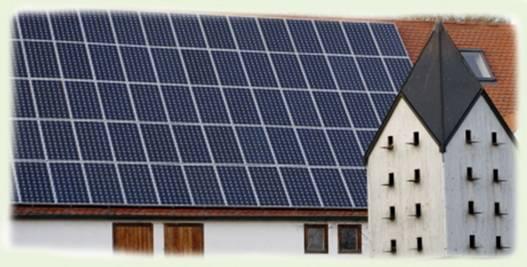 Saules elektrine - atsinaujinanti energija